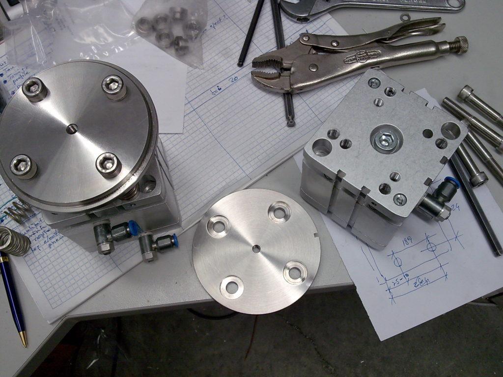 Reverse Engineering - Custom Engineering Components